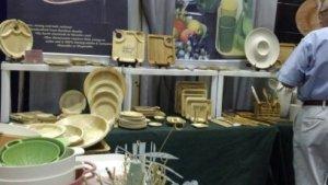 2013 bamboo plates hotel ideas (7)