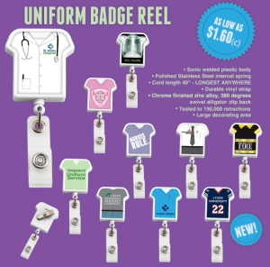 uniform badgereels