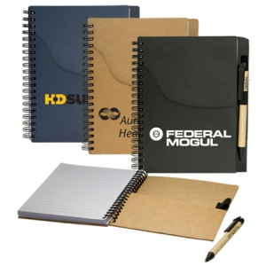 prime jotter with pockets